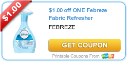 Coupons: Febreze, Jif, and More!