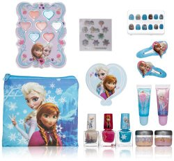 HOT! Frozen Beauty Cosmetic Set for Kids Only $12!