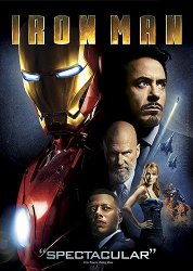 Iron Man DVD Under $10!