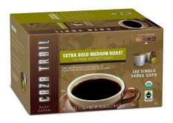 100 Caza Trail K-Cups Only $26.24 (Just 26¢ Per Cup)