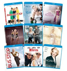 Marilyn Monroe Film Collection 83% Off!