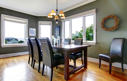 Breaking the Rules: Rocking the Traditional Dining Room