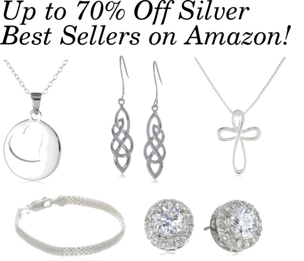 Up to 70% Off Silver Best Sellers on Amazon!