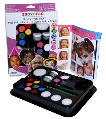 Snazaroo Face Paint Ultimate Party Pack 38% Off!
