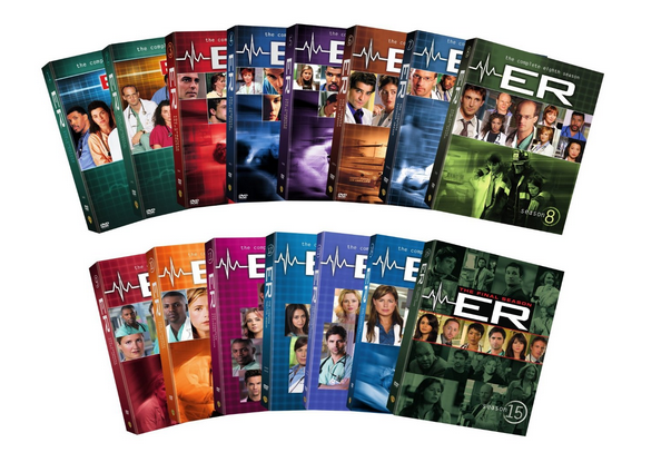 TODAY ONLY! ER: The Complete Seasons 79% Off!