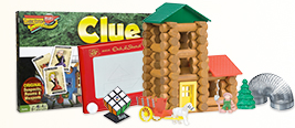 Up to 45% Off Select Retro Toys and Games – Etch A Sketch, Yahtzee, Slinky and More!