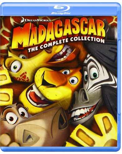 Madagascar Complete 3-Disk Collection Only $17.14 (Lowest Price!)