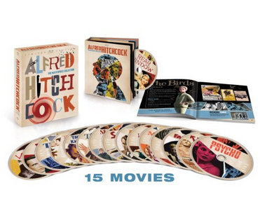 TODAY ONLY! 67% Off Alfred Hitchcock Movie Collections!