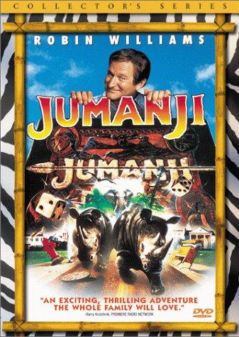 HOT! Jumanji (Collector's Series) DVD Only $4.50 (reg. $14.99!)