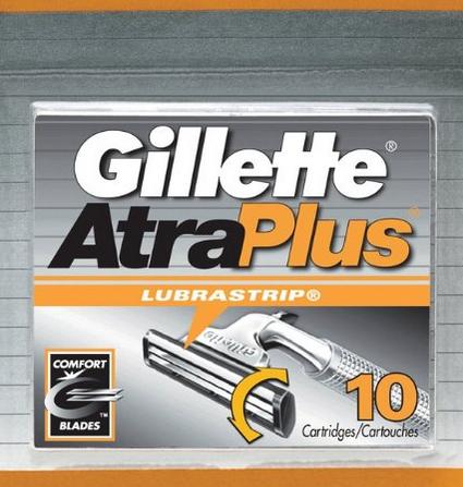 10 Pack of Gillette Razors On Sale for $9.99 (Reg $27.85!)