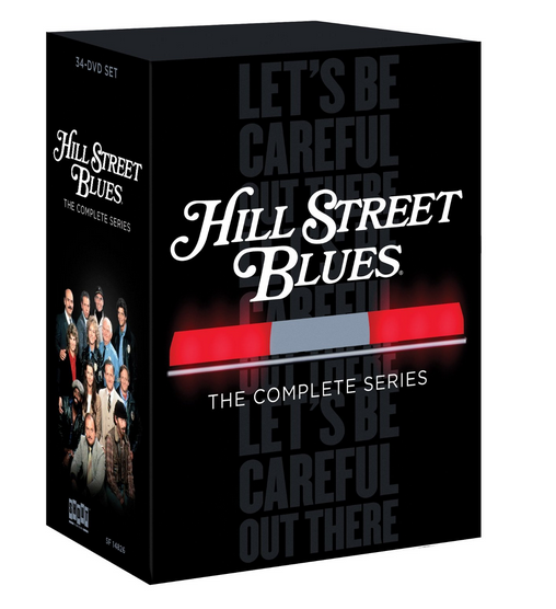 HOT! Hill Street Blues Complete Series (DVD) Only $79.99 (Reg. $199.99!)