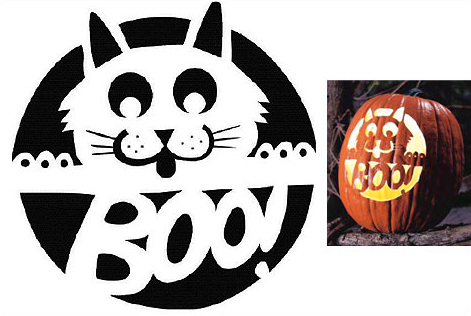 Over 250 Free Pumpkin Stencils And Carving Patterns