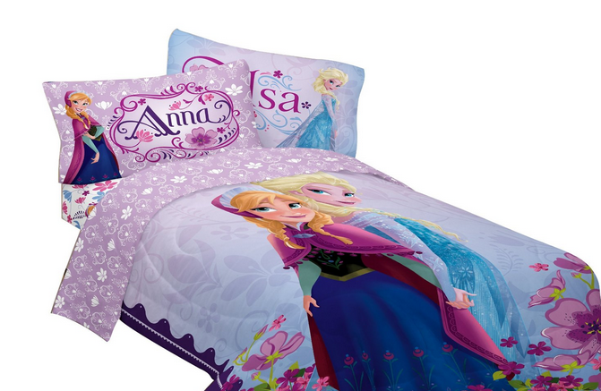 Frozen Twin Size Comforter Only $32.99 (Reg. $70.99!)