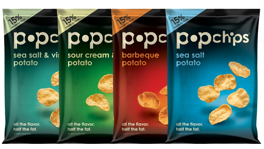 Popchips Potato Chips Variety Pack Only $21.25 – Just $1.75 Per Bag!