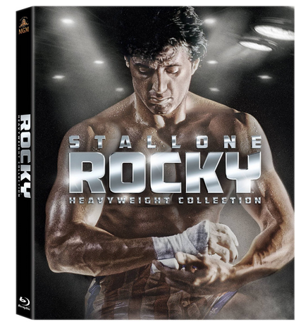 HOT! Rocky Heavyweight Collection (Blu-Ray) Only $18.99 (Reg. $59.99!)