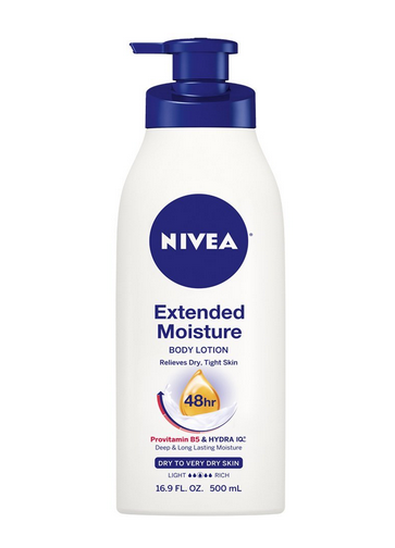 HOT! Nivea Extended Moisture Body Lotion Only $3.92 (Reg. $7.99)