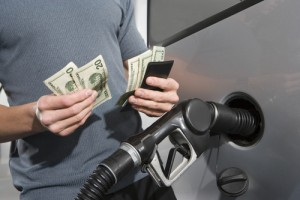 Are you spending too much money on gas? Via Shutterstock.