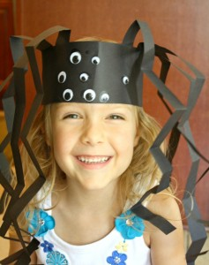 halloween-Spider-hat-Headband-Craft