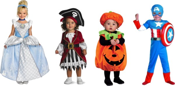Up to 50% Off Children's Halloween Costumes!