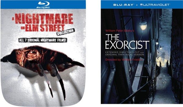 TODAY ONLY! Up to 62% Off Halloween Favorites On Blu-Ray!