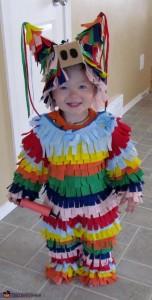 Baby pinata costume