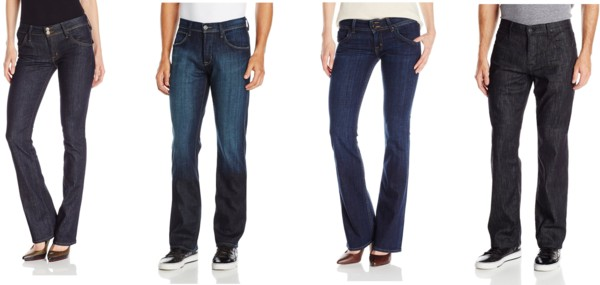 TODAY ONLY! 50% Off Hudson Jeans!