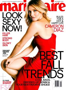 Wednesday Freebies-Free Subscription to Marie Claire Magazine