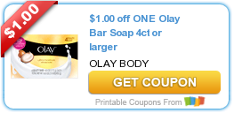 Coupons: Tide, Olay, Campbell's and More!