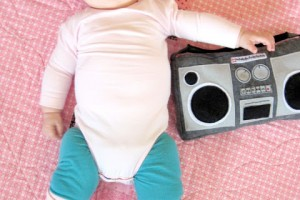 Easy and Frugal Halloween Costumes for Babies