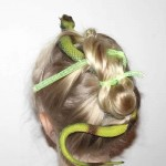 11 Halloween Hair Dos, Styles and Accessories + 1 Cool Make-Up Idea