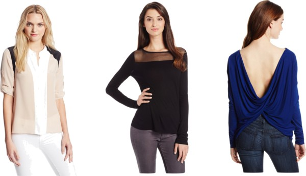 50% Or More Off BCBG Tops!