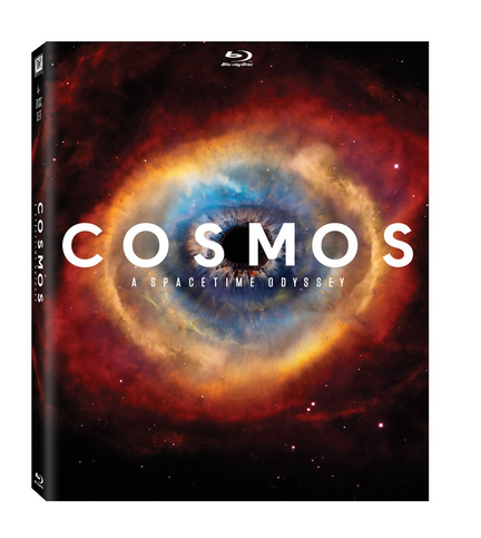 "Up to 63% Off ""Cosmos: A Spacetime Odyssey"" DVD & Blu-Ray!"