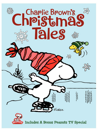 Charlie Brown's Christmas Tales DVD Only $3.99 (Reg. $14.97!)