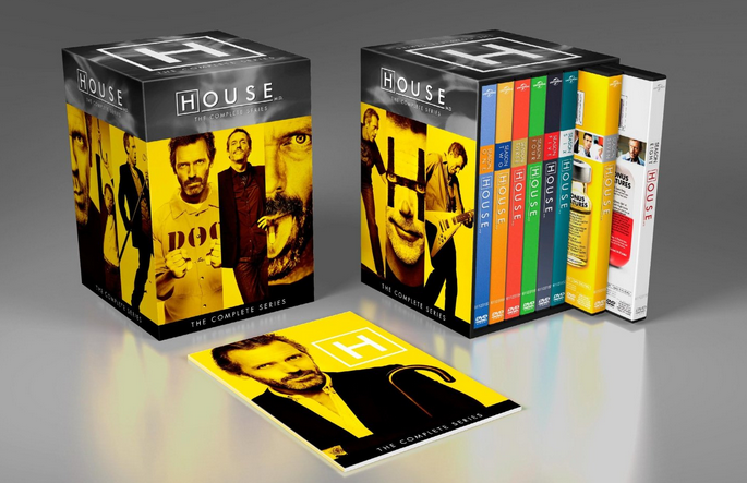 61% Off House, M.D. – The Complete Series On DVD