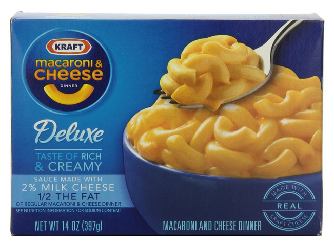 Six Pack of 14-Ounce Kraft Mac & Cheese Only $11.31 – Just $1.88 Per Box!