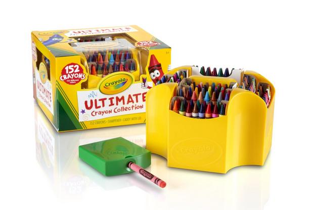Crayola Ultimate Crayon Case, 152-Crayons Only $10.49 (Reg. $14.99!)