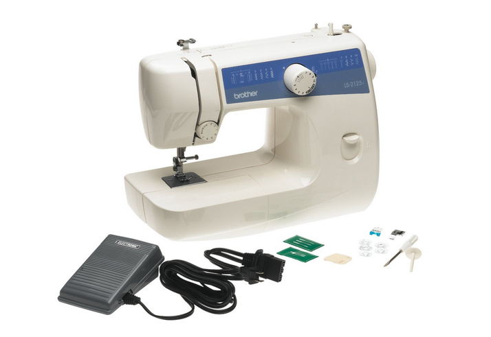 TODAY ONLY! Brother Everyday Sewing Machine Only $58.99 (Reg. $129.99!)