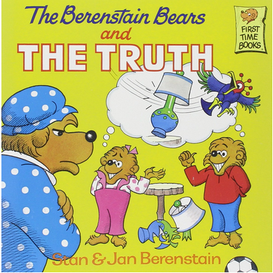 The Berenstain Bears and the Truth Paperback Book Only $2.99 (Reg. $3.99!)