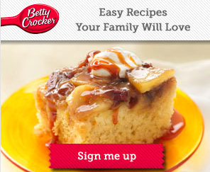 Betty Crocker: Recipes, Coupons, and More!