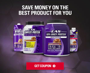 $3 Off EAS Powder Coupon!
