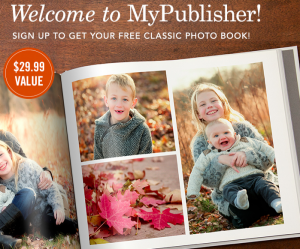 Score a FREE hardcover photo book today!