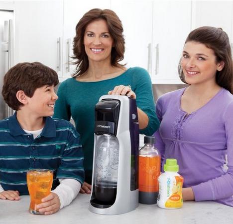 SodaStream Fountain Jet Home Soda Maker Starter Kit Only $49.99 (reg. $99.99) – Lowest Price!