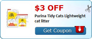Coupons: Minute Maid, Purina, Herbal Essences and More!