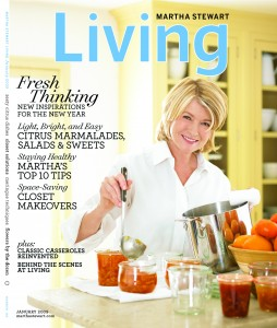 Score a FREE Martha Stuart Living magazine subscription today!