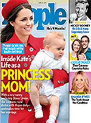 Monday Freebies-Free People Magazine (15 Issues)
