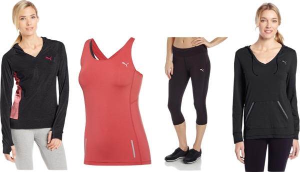 50% Off PUMA Active Wear – Prices Start at $7.50!