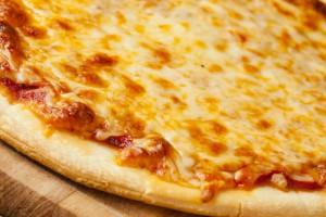 Score FREE pizza today! Yum! Via Shutterstock.
