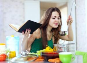 Score a FREE cookbook today! Via Shutterstock.