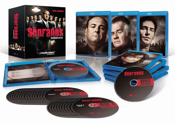 Up to 65% Off The Sopranos: The Complete Series!