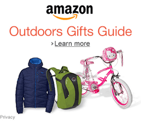 Amazon Outdoors Gift Guide!